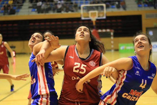 Baloncesto | El Ausarta Barakaldo EST se juega en Navarra ser segundo y organizar la final a cuatro