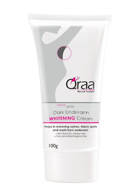 Qraa - Underarm Black Spot Treatment Cream: Review. image
