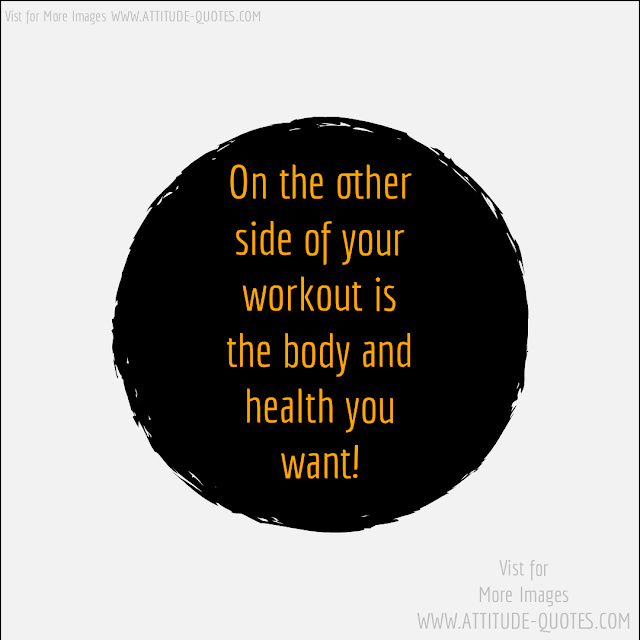 Best Attitude Gym Quotes & Workout Captions With HD Images