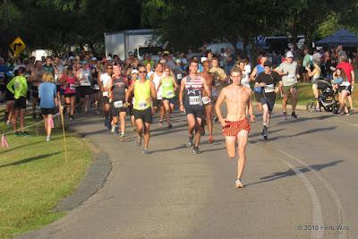 2018 Tails & Trails Half Marathon