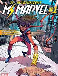 Magnificent Ms. Marvel
