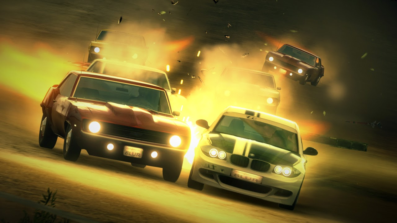Blur racing game free download for pc