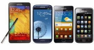 Benarkah Samsung Android Dominasi Pasar Smartphone?