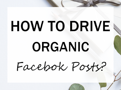 How to drive organic Facebook posts?  FREE Facebook Templates