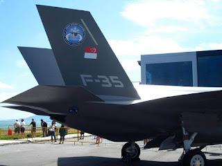 F-35 Singapura