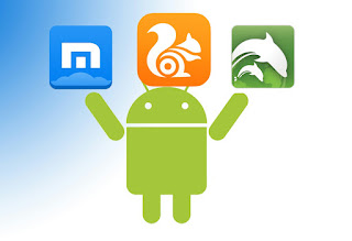 Best internet browser for downloading large files on Android