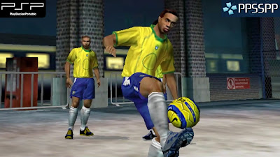 FIFA Street 2 PPSSPP ISO/CSO For PSP Android