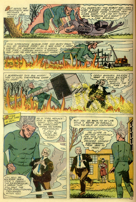 Strange Adventures (1950) issue 198 - Page 10
