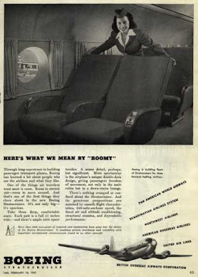 Boeing - Here's what we mean by roomy