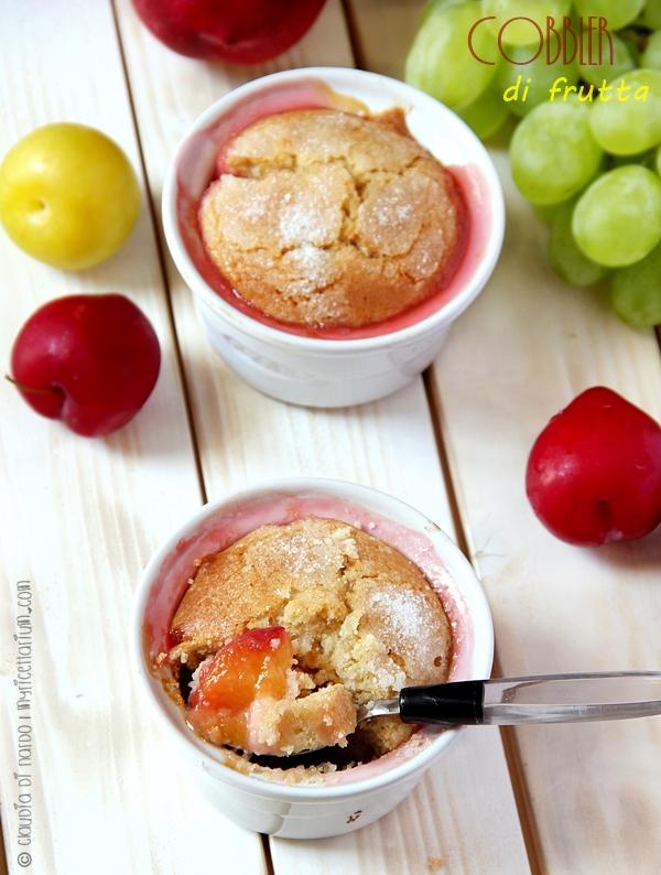 Cobbler di frutta