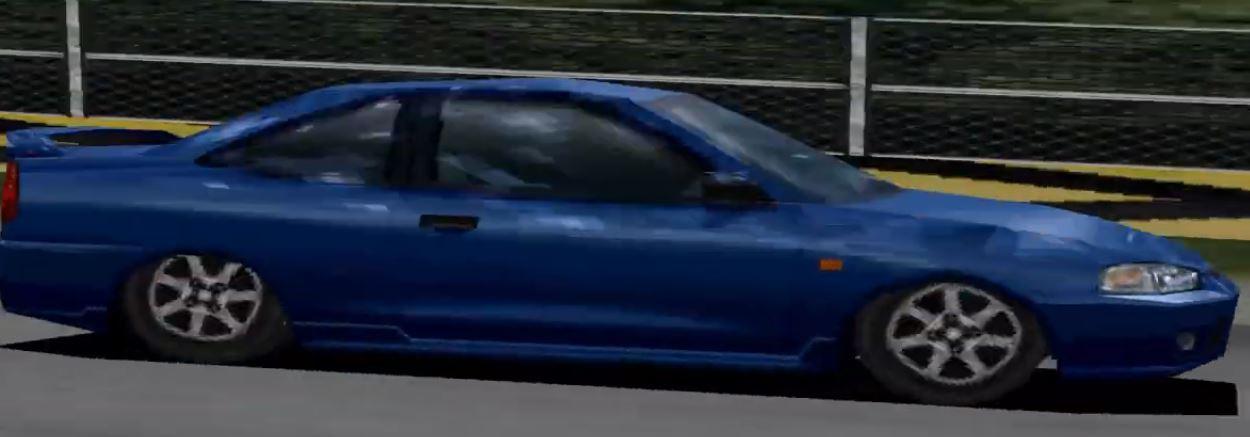 Mitsubishi Mirage Asti RX