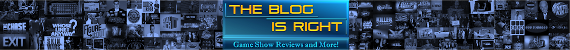 The Blog Is Right: Game Show Reviews and More!