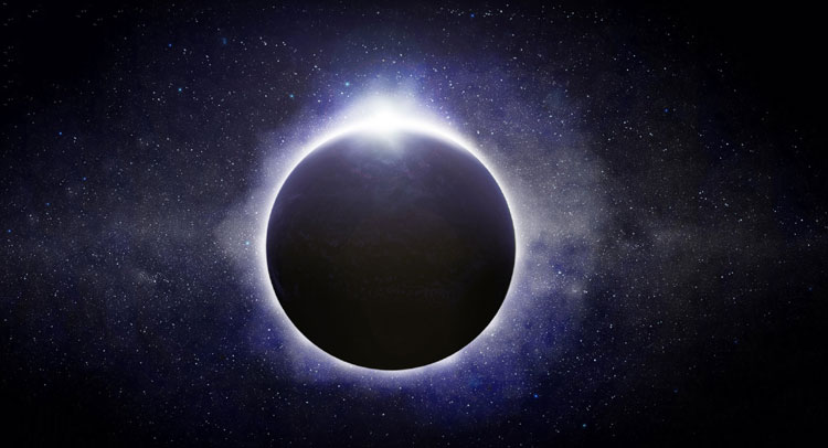 Surya Grahan - the spiritual aspects of solar eclipse