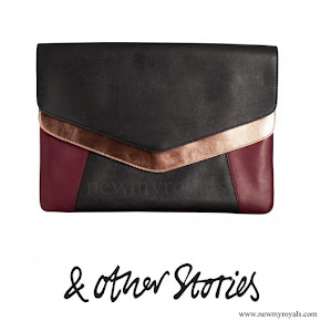 Crown Princess Victoria & Other Stories Scuba Leather Clutch