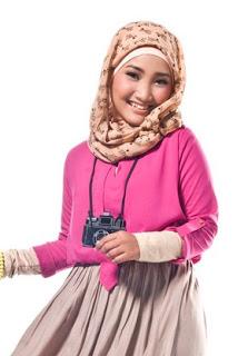 Model Baju Fatin, Tren Hijab Masa Kini