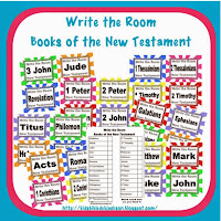 http://www.biblefunforkids.com/2014/07/write-room-books-of-bible.html