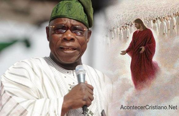Ex presidente de Nigeria y la venida de Cristo