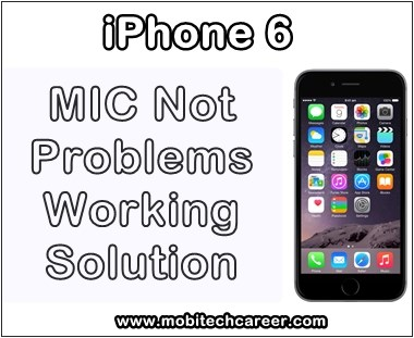 mobile, cell phone, smartphone, iphone repair, near me, how to, fix, solve, repair, Apple iPhone 6, replace, replacement, microphone, mic, not working, no transmit sound, no clear sound, no sound during phone calls, faults, problems, jumper ways, mic track ways, solution, tips, guide, in hindi, kaise kare hindi me.