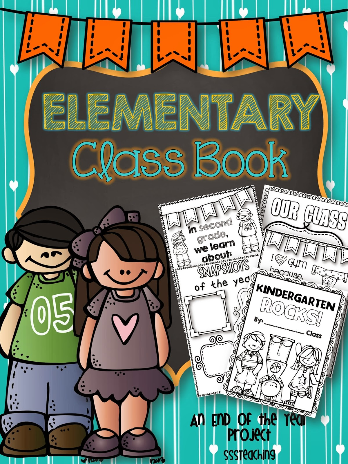 Ultimate Elementary Book