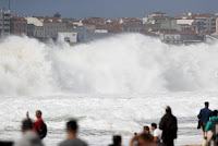 15 Wave Rip Curl Pro Portugal foto WSL Laurent Masurel