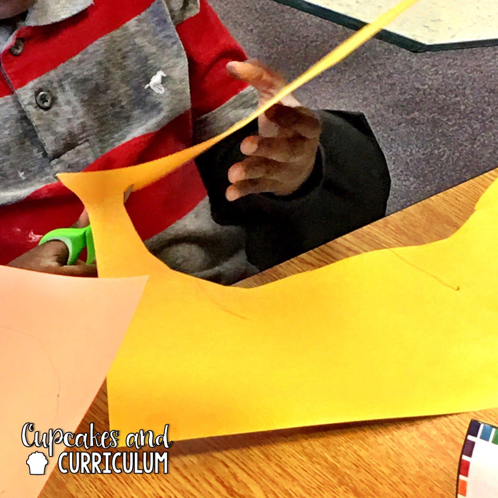 Cupcakes Amp Curriculum Non Standard Measurement In First Grade