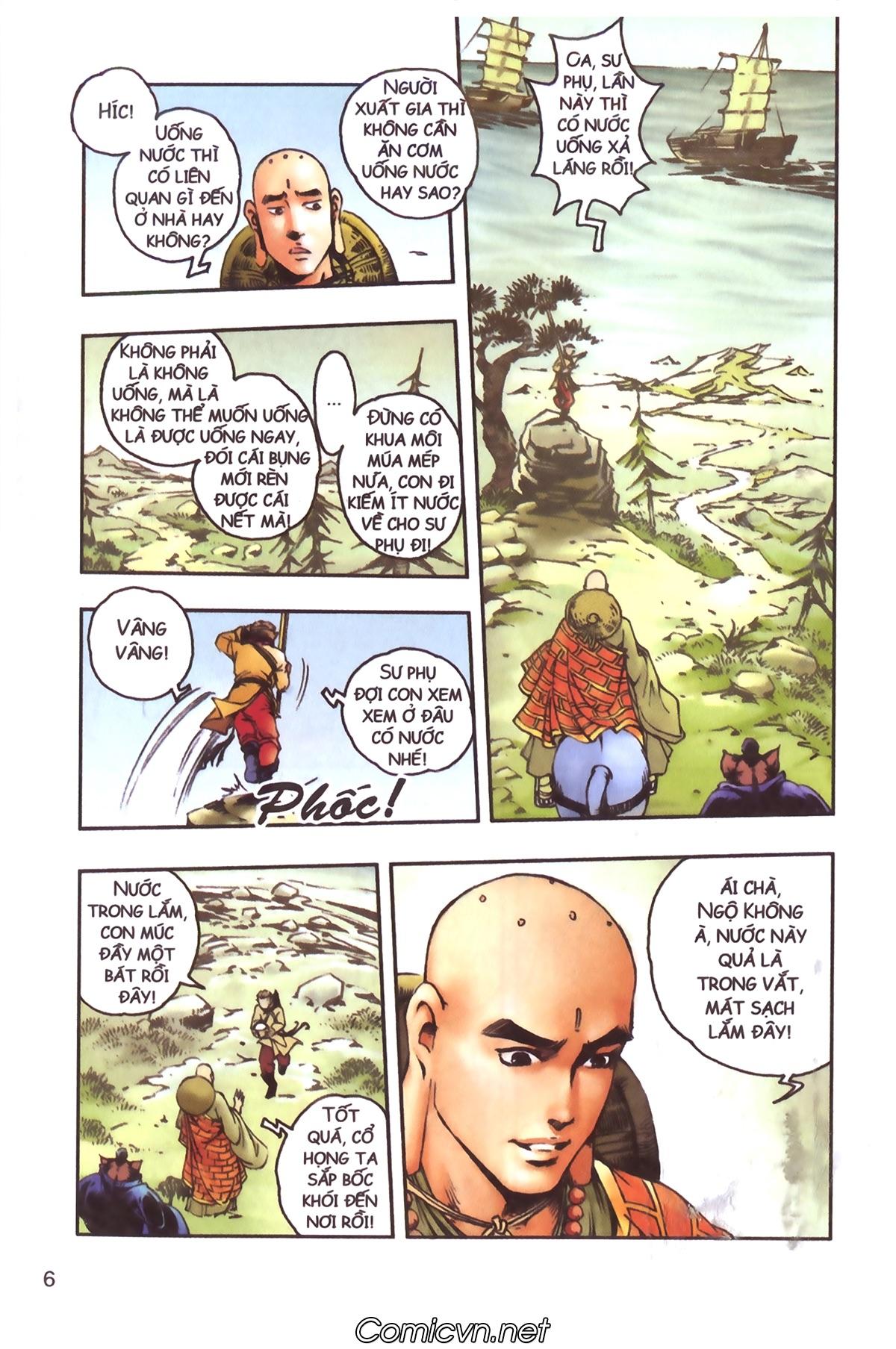 Tây Du Ký màu - Chapter 96 - Pic 4