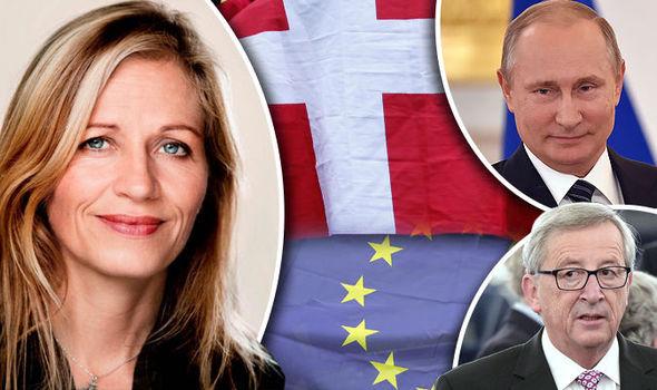 Marie Krarup: «Αυτοί είναι η πραγματική απειλή όχι ο Πούτιν»!!!