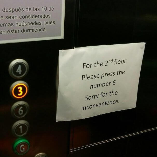 30 Hilarious Hotel Failures That Will Make Your Day - Staying At A Hotel In Dublin, This Made Me Giggle