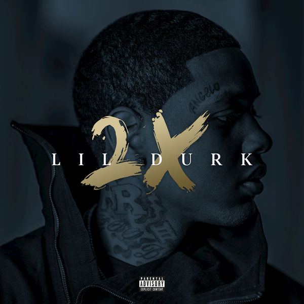 Lil Durk - Lil Durk 2X (Deluxe) Cover