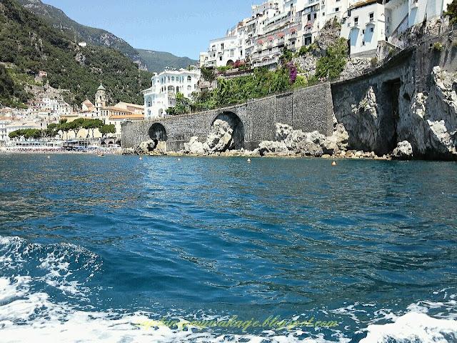 Amalfi - Włochy