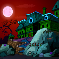 Play Games4Escape Halloween Gr…