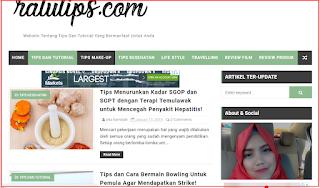 Sekilas Tentang Vika Hamidah si Ratutips Indonesia