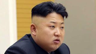 model rambut kim jong-un