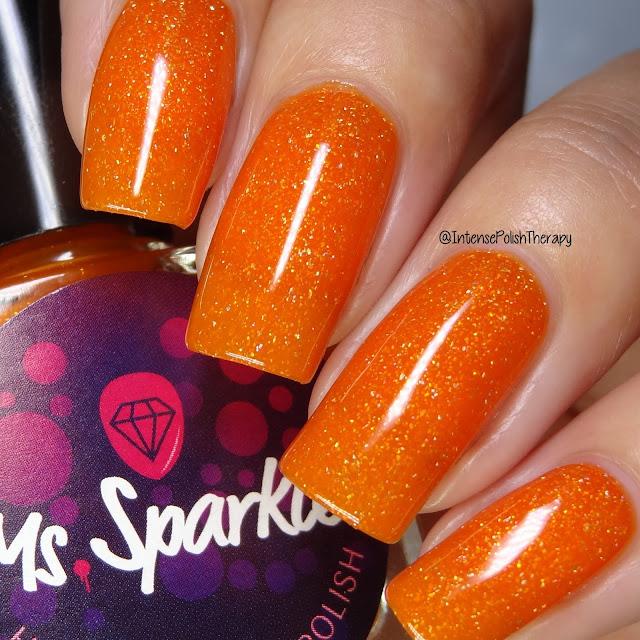Ms. Sparkle - Fireblood Dragon