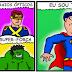SUPERMAN,UM EXAGERO DE HERÓI.