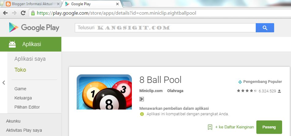 free download apk pakai pc