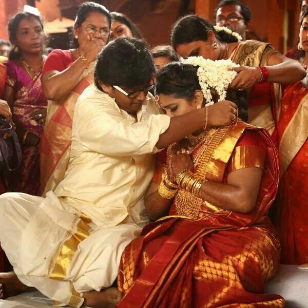 Veena Nair Tv Anchor: Veena Nair Wedding Photos Malayalam TV Serial Actress