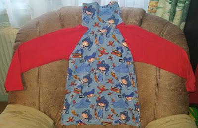 Kindershirt mit Rollkragen