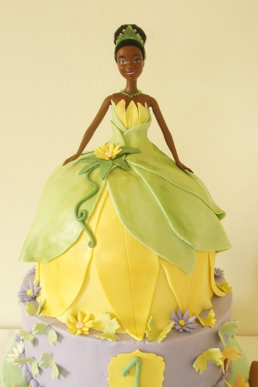 Boca Dulce Cakes Tiana Cake