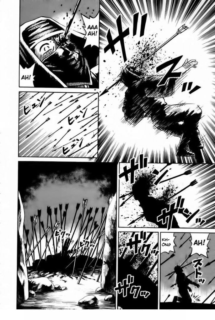 Higanjima chapter 87 trang 14