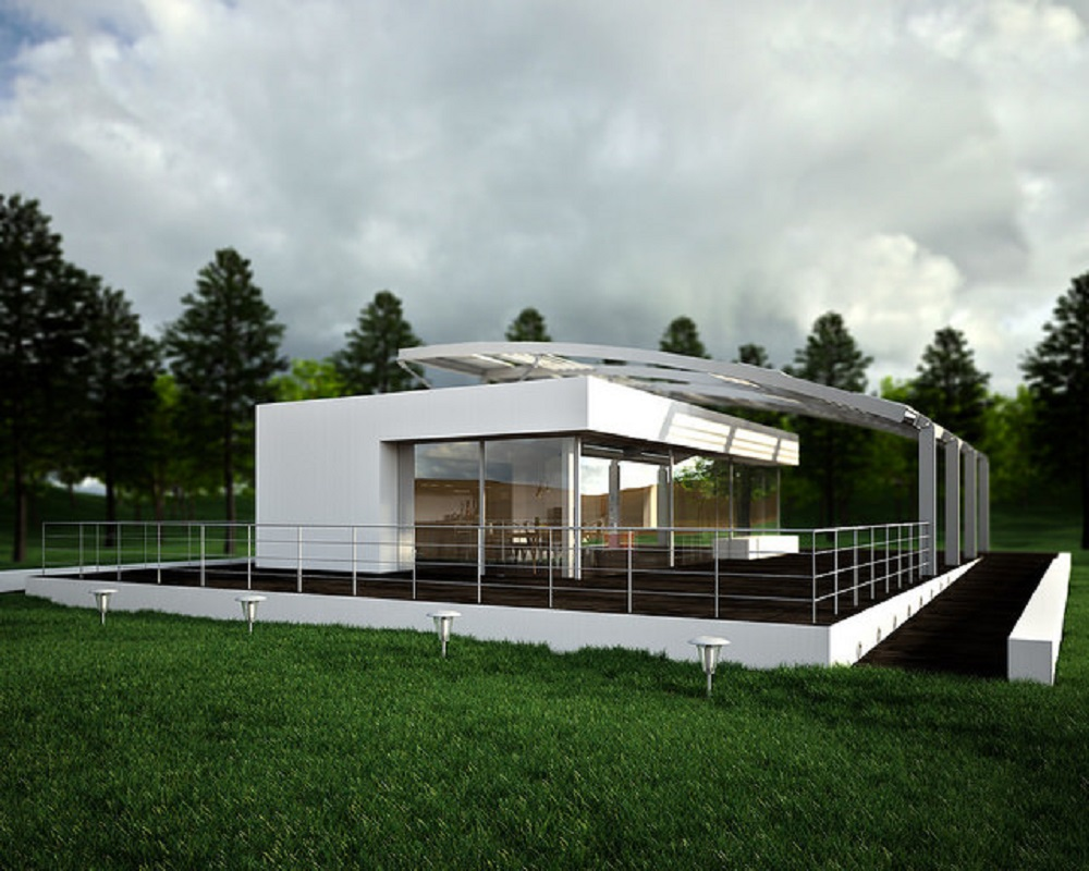 Constructing a Solar Home for Optimal Energy Efficiency