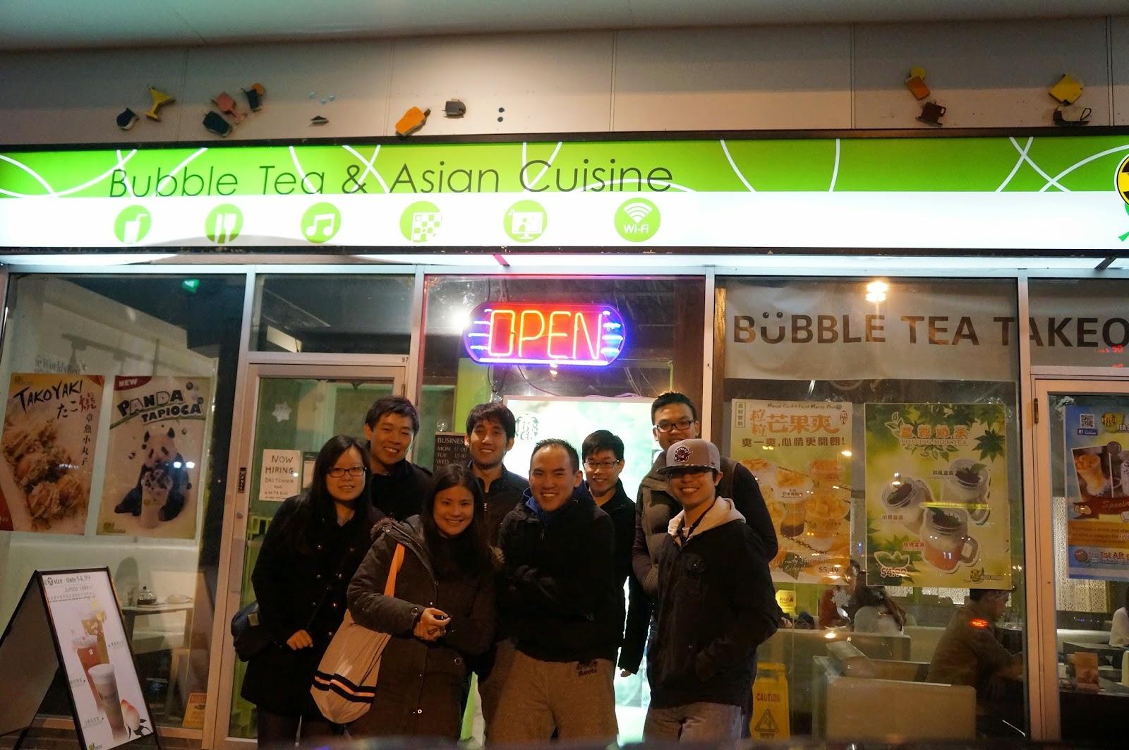 Run, Jer, Run: Tea Shop 168 @ Commerce Gate - Best Service!