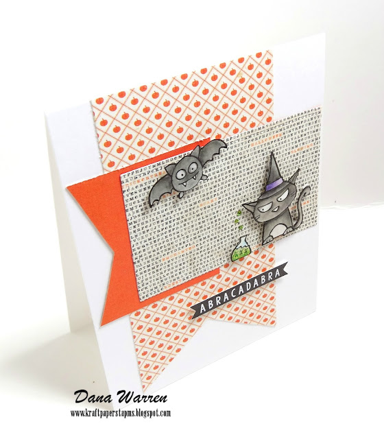 Dana Warren - Kraft Paper Stamps - Taylored Expressions