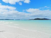whitsunday island spiaggia più bella del mondo australia