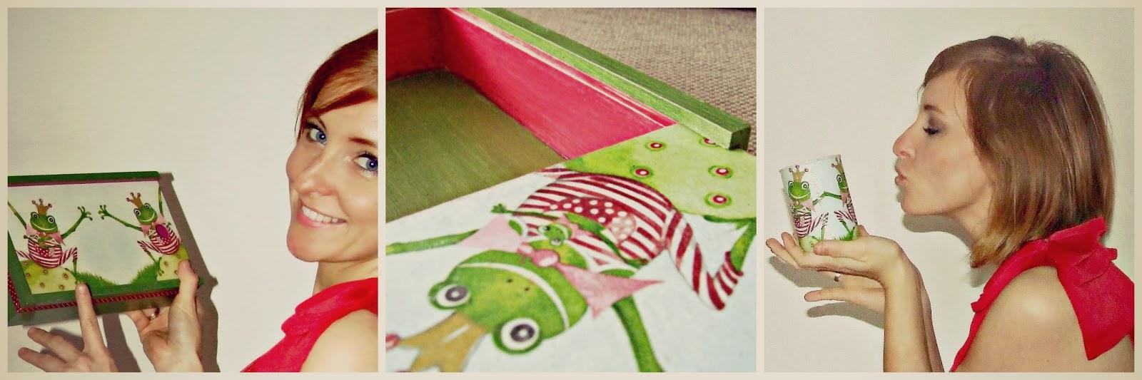 Sylwia Czubaj Eco Manufaktura kontakt blog o decoupage i hand made