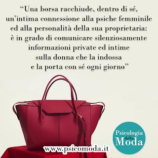 Psicologia della borsa: ciò che la tua borsa rivela di te!