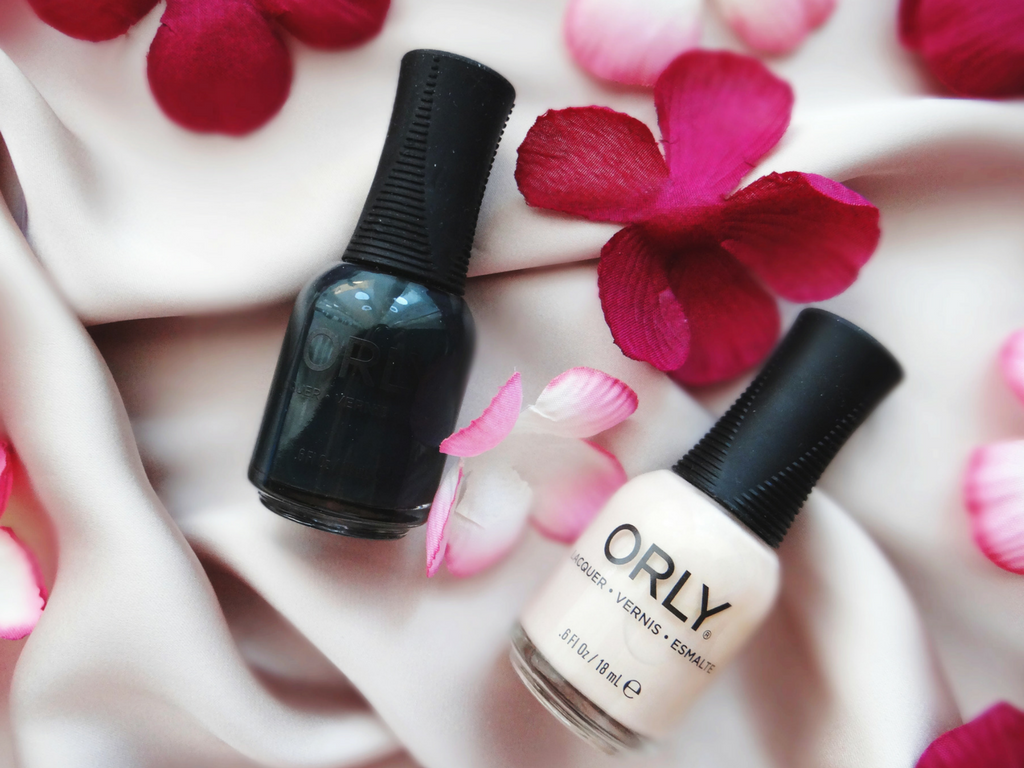 ORLY Darlings of Defiance czyli zimowy manicure