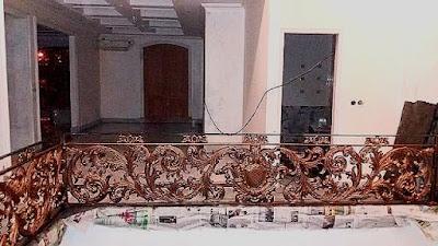 balkon tempa klasik adalah balkon tempa mewah