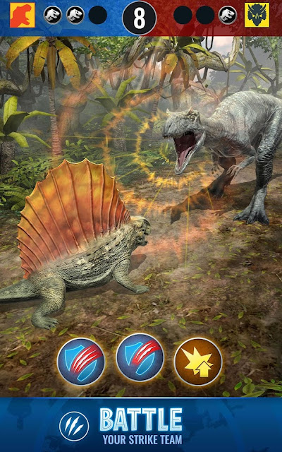 dinosaur battle mode
