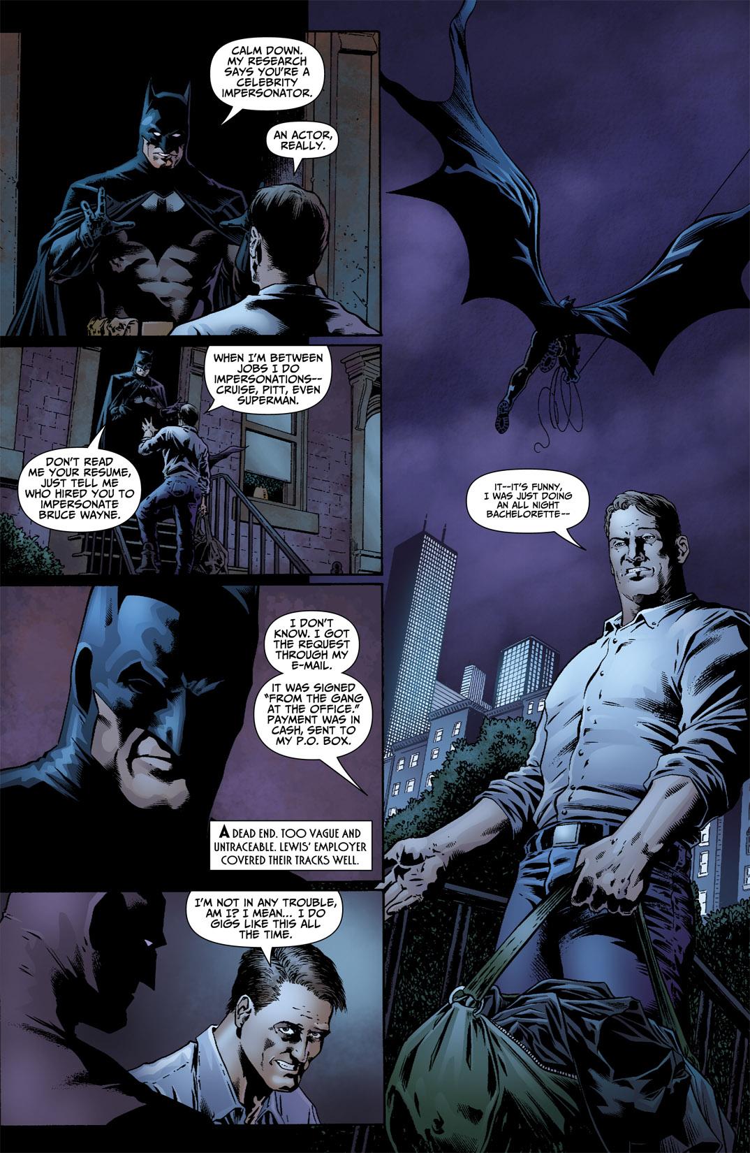 Detective Comics (1937) 822 Page 16